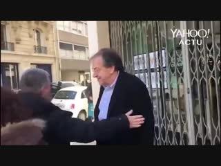 האפודים הצהובים נגד איש הרוח אלן פינקלקראוט_ יהודי מסריח, עוף מפה