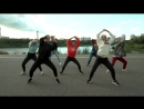 Hip-Hop group by Valery Kolodnaya