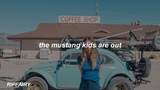 mustang kids Zella Day (better one I made)