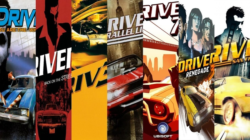 The Evolution of DRIVER