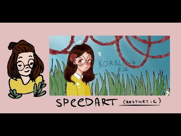 SPEEDART/ aesthetic/comeback (haha)