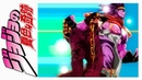 JoJo's Bizarre Adventure: Stardust Crusaders RUS OP3 [Stand Proud] | Саша Плейз кавер