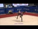 Elizaveta NAZARENKOVA (RUS) hoop - World Games Cali 2013 qualifs