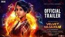 Velvet Nagaram Official Trailer Varalaxmi Achu Rajamani Manojkumar Natarajan