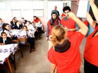 Reflexive Music: The I PAINT YOU SING tool in Active Listening Playground Morocco 2013