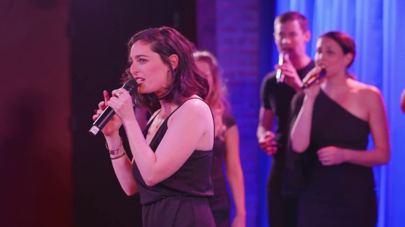 I'm With Love - RANGE a cappella [Live @ SubCulture]