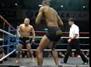 Anderson Silva vs Tetsuji Kato - 02.03.2001, Shooto To the Top 2