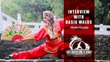 Interview with Basia from Poland - Study Martial Arts in China