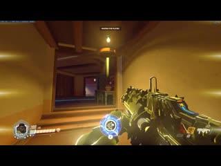 Baptiste's lamp destroys itself if put between the beams on Dorado