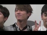 U-KISS fancam - SCANDAL Release Event - @Osaka, Morinomiya Q's Mall BASE (05.10.18)