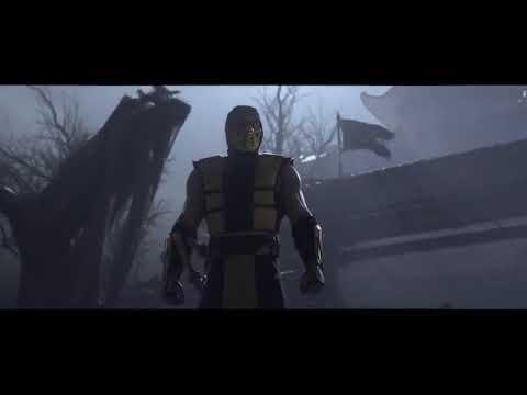 Mortal Kombat 11(Любители мяса!)