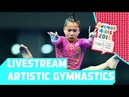 RE LIVE Day 09 Artistic Gymnastics Youth Olympic Games 2018  Buenos Aires