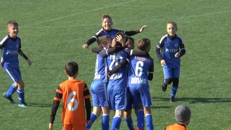 2018.10.31 Кисловодск, 3 тур, Академия Ротор-2007 - ФК Армавир 2-0 (1-0)