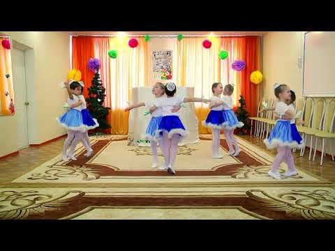 Детский сад №61 Танцевальная композиция И расцвели подснежники