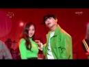 180914 | Hoya, Kriesha Chu - «Baby U» by Hoya @ KBS2 «Yoo Hee Yeol's Sketchbook» (2)