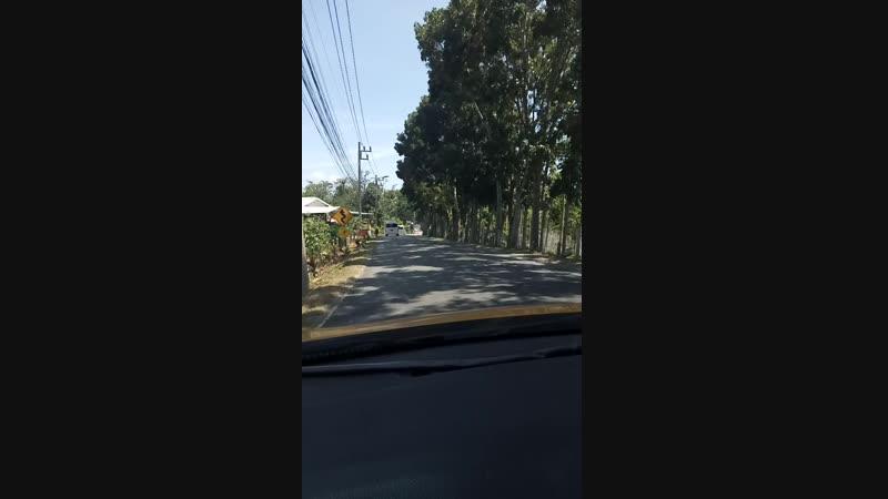 Дорога на Биг Будда