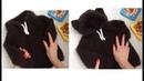 Детский джемпер с капюшоном ''Бурый мишка''.Очень подробный МК