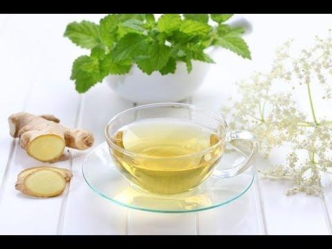 Как заварить зелёный чай с имбирём и мятой / от шеф-повара / Илья Лазерсон / Кулинарный ликбез