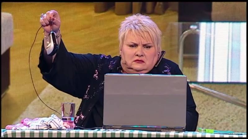 Батьки не можуть розібратись як включити ноутбук. Чи допоміг син мамі смішні відео гуморески