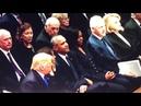 Body Language Analysis Donald Trump meets Obama Hillary Clinton at Bush Poker Game