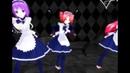 Perfume Global (MMD) - Kasane Teto, Momone Momo, Defoko (Utane Uta)