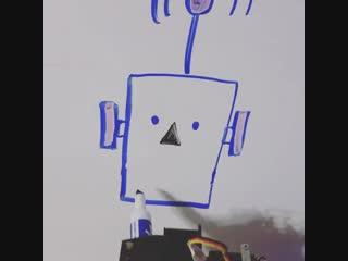 Чак: роботизированная рука с чувством юмора | Высокие технологии