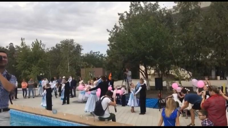 Парк «Аркадия», открытие фонтана, 16.09.18!