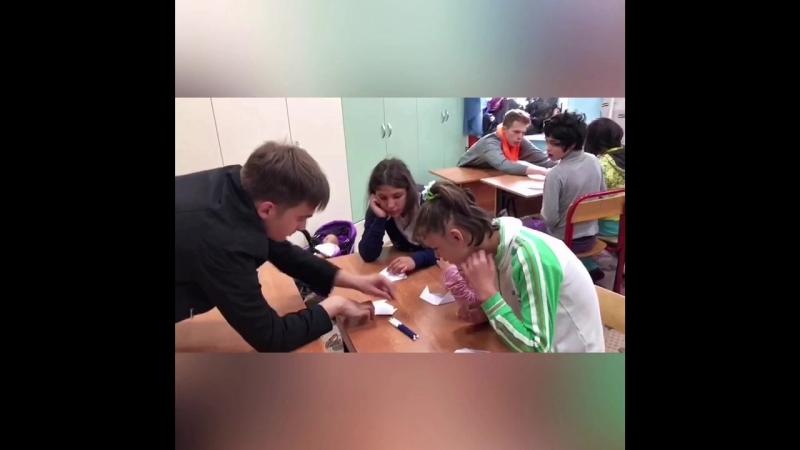 «Атряд» Поездка в детский дом-интернат
