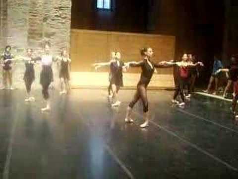 Portes Ouvertes au cours de danse à Toulouse 2