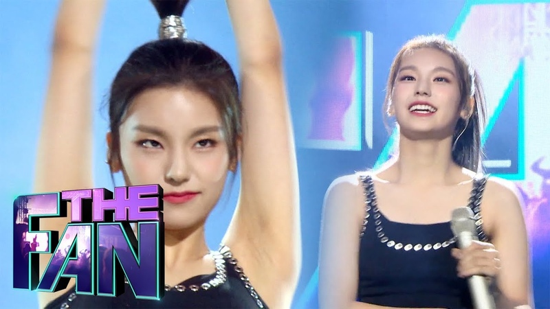 She is the Hidden Weapon of JYP Hwang Ye Ji Please Come Up on the Stage THE FAN Ep 2