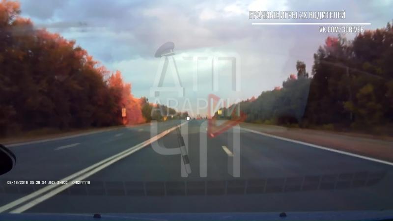 ДТП на трассе М7