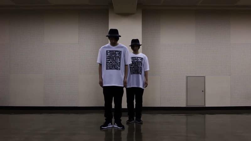 【ディスパな2人】キメラ【踊ってみた】 sm34652840