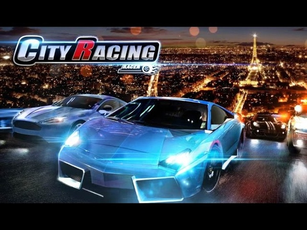 City Racing 3D - Уличные гонки 3D на Android(ОбзорReview)