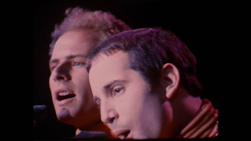Simon Garfunkel - The Sound of Silence Monterey Pop