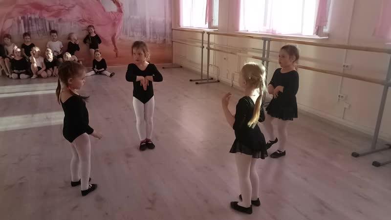 Не ходи коза Детская хореографическая группа Румяные щёчки Студия Пируэт Петрозаводск mp4