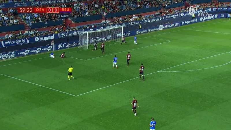 Osasuna - Reus- 1-2 Copa del Rey _Full-HD