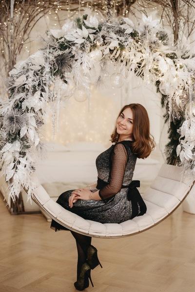 Дарья Яшная