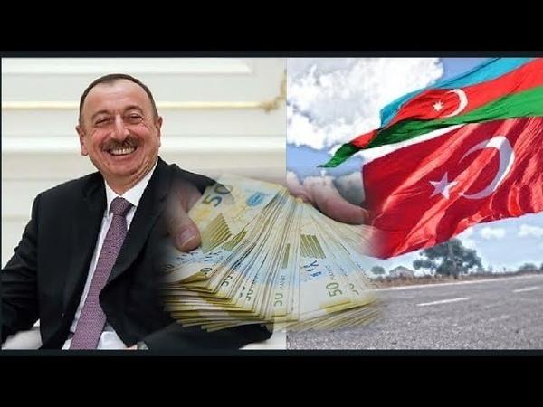 Türkiyədə oturmuş harınlamış hökümət işçiləri ancaq rüşvət yığır