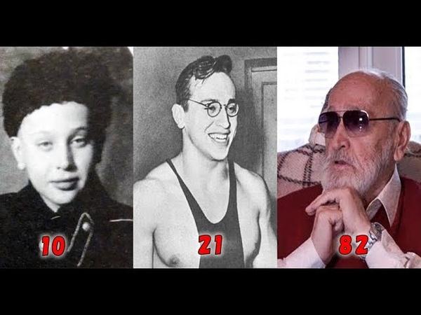 Как менялась внешность Юрия Власова от 6 до 82 лет