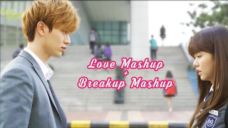 💗 School Love Triangle | School 2015 - Part 2 | Mashup Songs | Korean Hindi Mix | Simmering Senses 💗