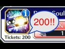 So Many 5*s 200 BBS Tickets [Bleach Brave Souls]