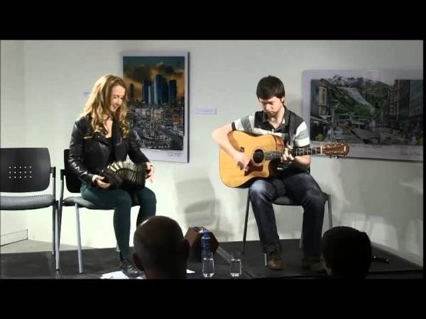 Sundays Well, waltz and other tunes Caitlín Nic Gabhann Caoimhín Ó Fearghail