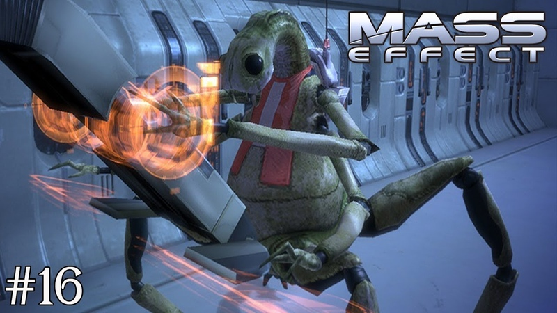 Mass Effect (сюжетное прохождение) — Откровения. 16