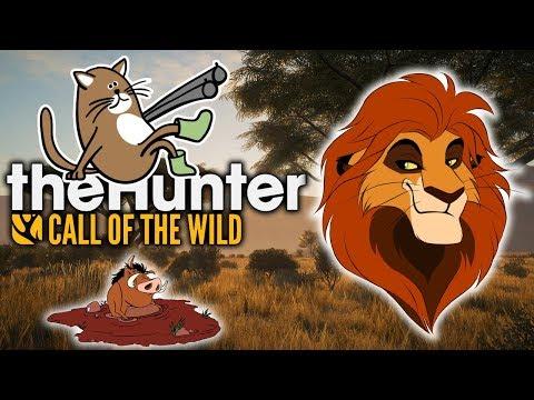 The Hunter Call of the Wild Саванна Вурхонга Симулятор охотника стрим 26