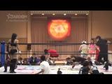 01 Jamie Hayter Nicole Savoy vs. ShiKid (Shiki Shibusawa Starlight Kid)
