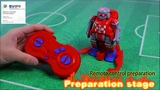 2.4G Remote Control Soccer Robot Game Football Game Robot Toys