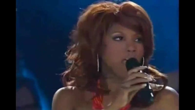 Toni Braxton Il Divo The time of our lives(live 2006)