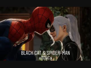 Black Cat & Spider-Man   Toxic   GMV