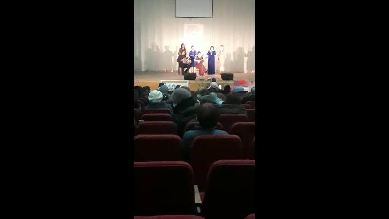 Ҡолғонала концерт