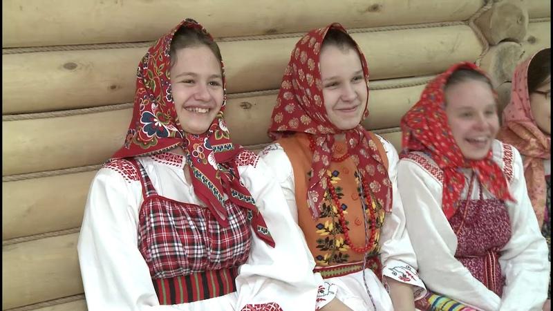 Как выбрать суженого в святочных традициях, рассказали юные вологжанки